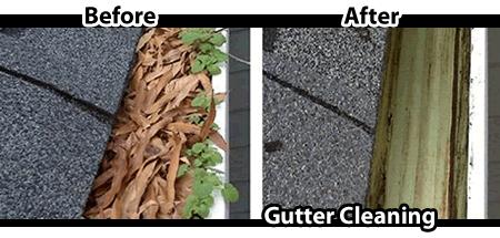 Niagara Gutter Cleaning
